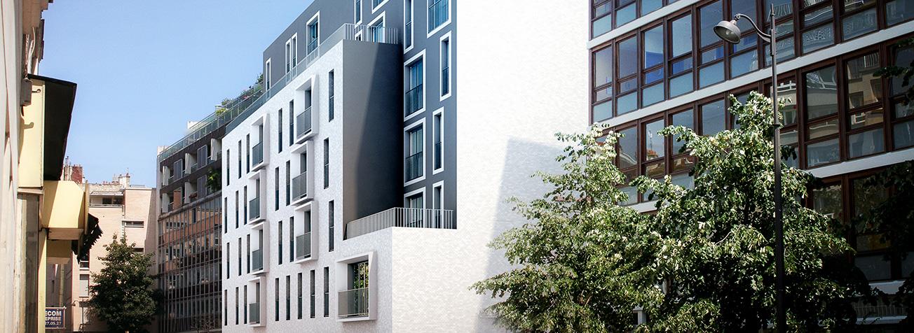 Hotel Rue Falguiere Paris